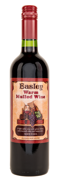 Warm Mulled Wine