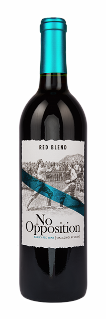 No Opposition Red Blend