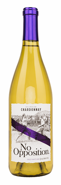 No Opposition Chardonnay