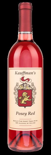 Kauffman's Posey Red