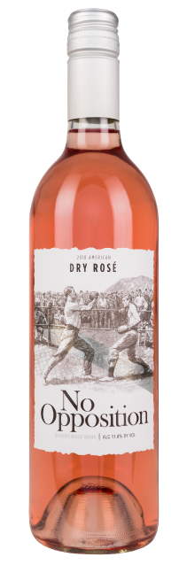 No Opposition Dry Rosé